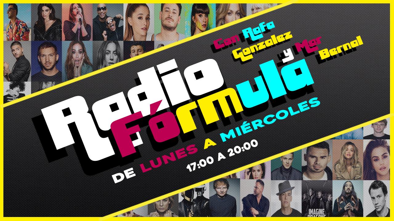 Cabecera radio fórmula Rafa y Mar