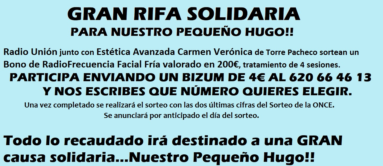 rifa solidaria