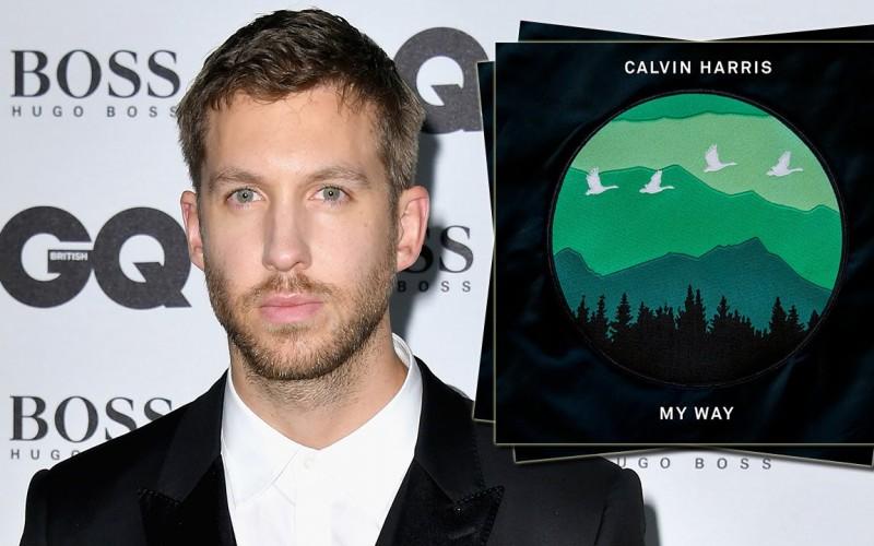 Calvin Harris nuevo single, 'My way'