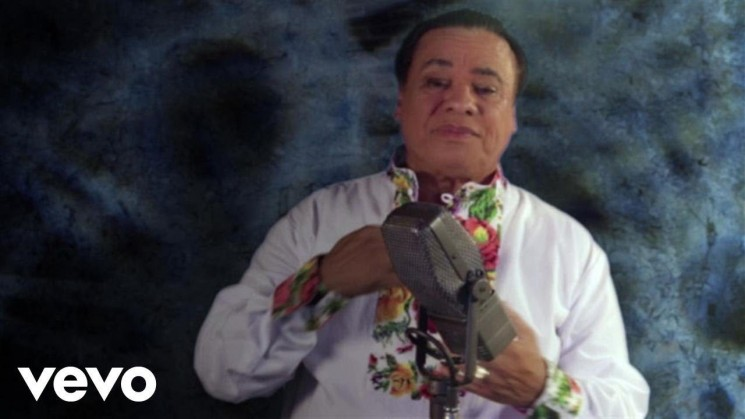 Videoclip póstumo de Juan Gabriel