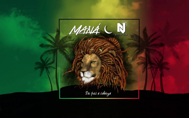 Juntos Maná y Nicky Jam