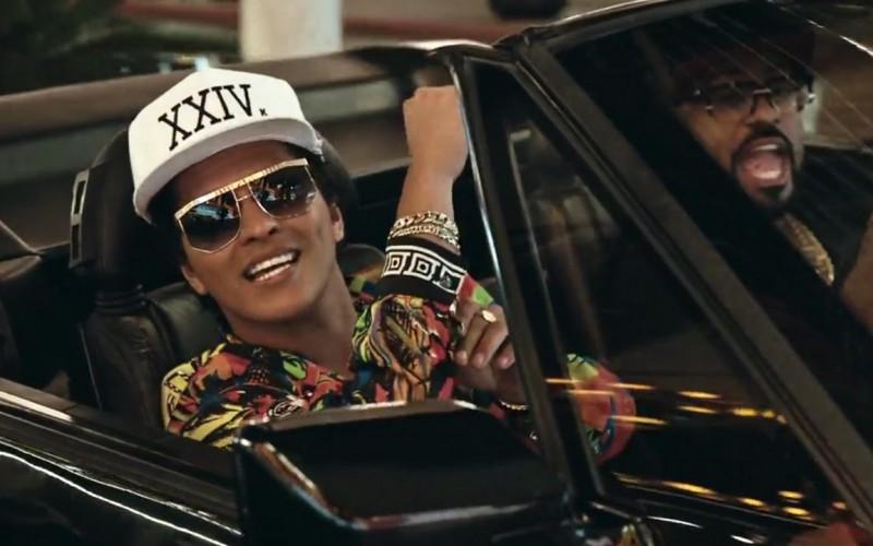 Vuelve Bruno Mars