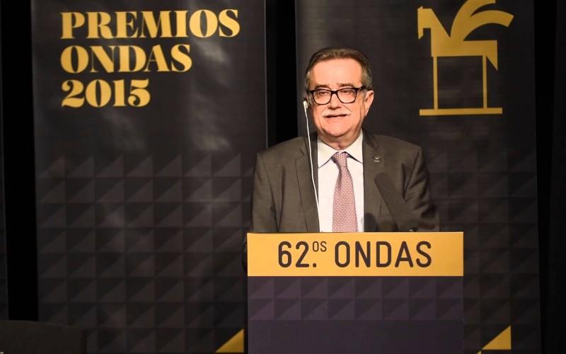 Los Premios Ondas 2016