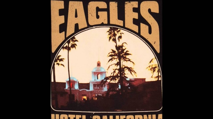 40 años de Hotel California
