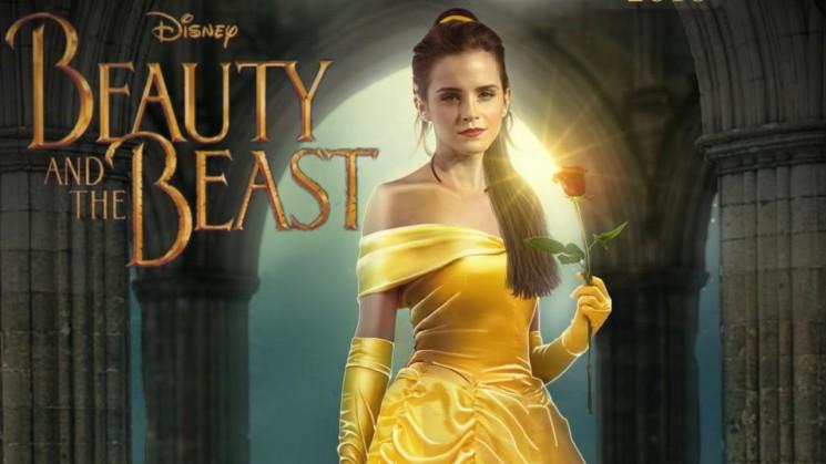 Céline Dion en 'La Bella y la Bestia'