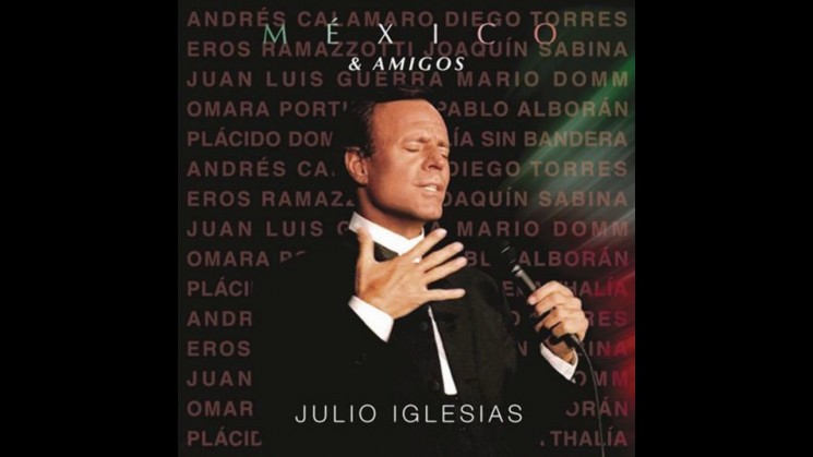 Julio Iglesias regresa