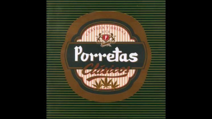"Porretas, ""Clásicos II"""