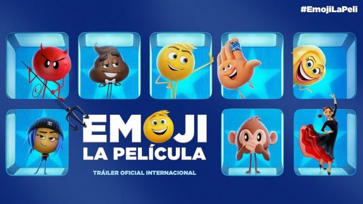 Adexe & Nau – Emoji (La Película)