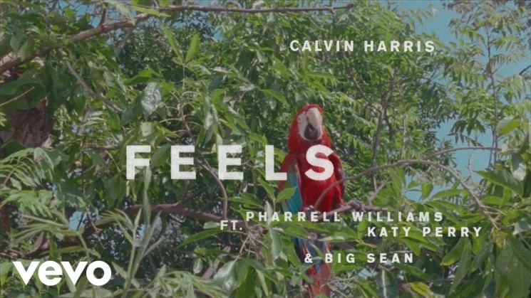 Calvin Harris – Feels (Official Video) ft. Pharrell Williams, Katy Perry, Big Sean