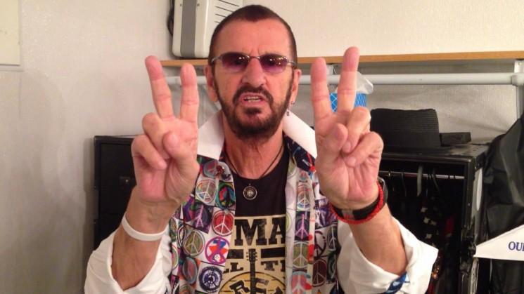 Ringo Starr estrena canción