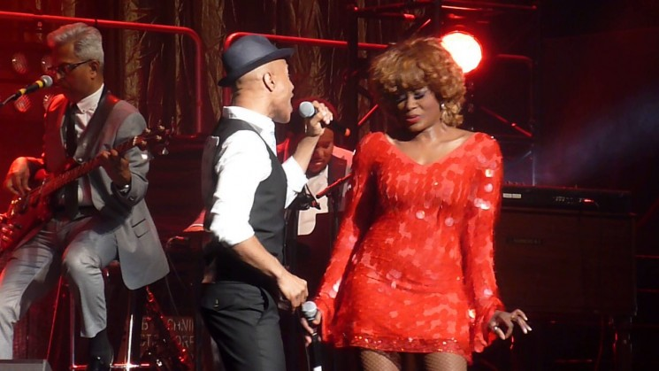 Tina Turner presentó un musical sobre su vida