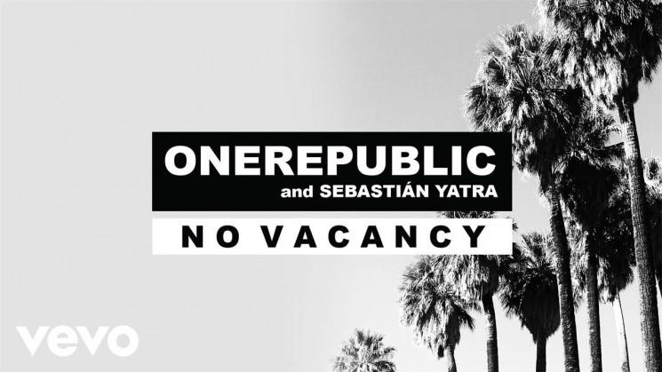 OneRepublic, Sebastián Yatra – No Vacancy