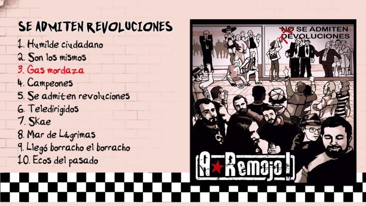 """A Remojo """"Se Aceptan Revoluciones"""""""