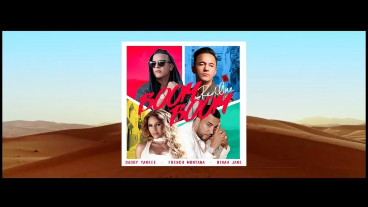Boom Boom – RedOne, Daddy Yankee, French Montana & Dinah Jane