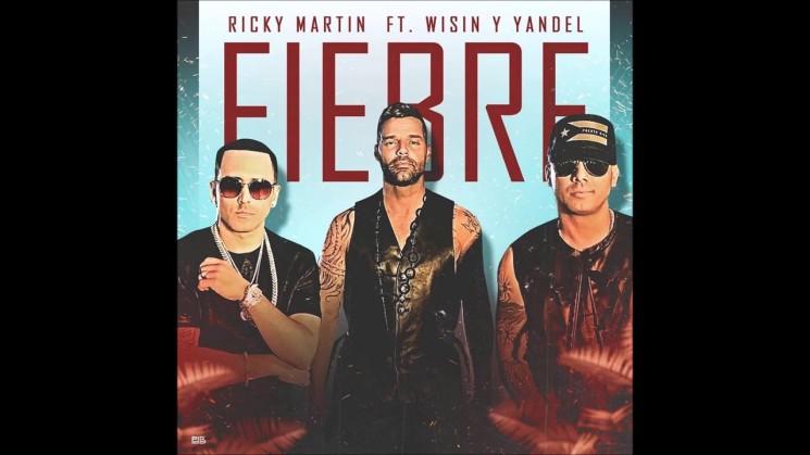Ricky Martin – Fiebre (Official Video) ft. Wisin, Yandel