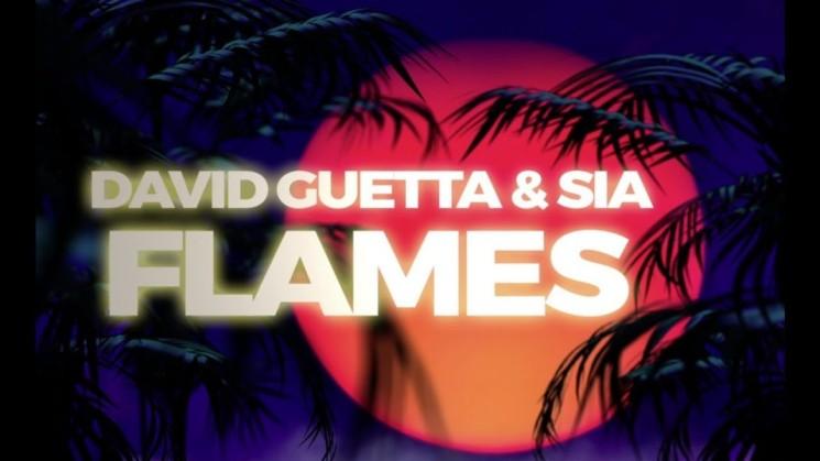 David Guetta ft. Sia – Flames