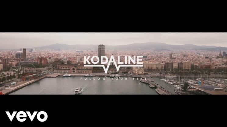 Kodaline – Follow Your Fire