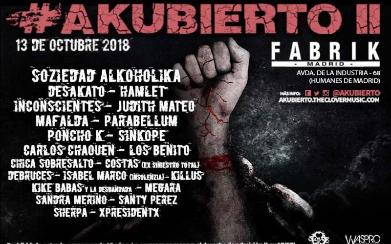 Akubierto 2 EN FABRIK