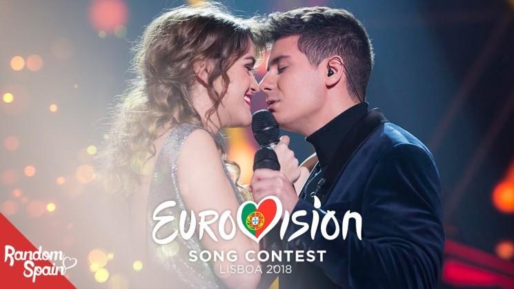 España en el puesto 23 en 'Eurovisión 2018'