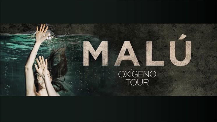 OXíGENO TOUR DE MALú