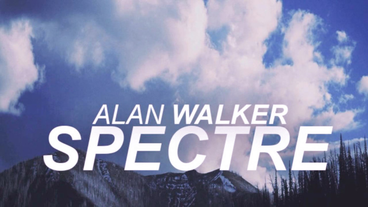 Alan Walker – The Spectre