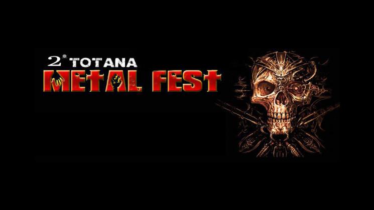 II edición del Totana Metal Fest