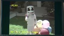 Marshmello – Flashbacks (Official Music Video)