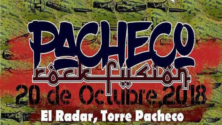 ¡X EDICIÓN DEL FESTIVAL PACHECO ROCK FUSIÓN!