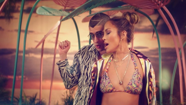 Jennifer Lopez & Bad Bunny – Te Guste (Official Music Video)