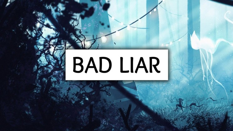 Imagine Dragons – Bad Liar (Lyric Video)