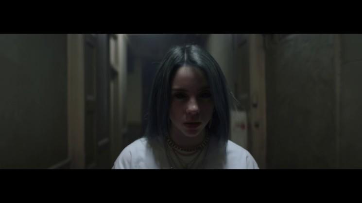 Billie Eilish – bury a friend