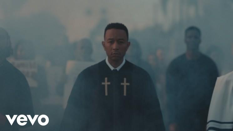 John Legend – Preach (Official Video)