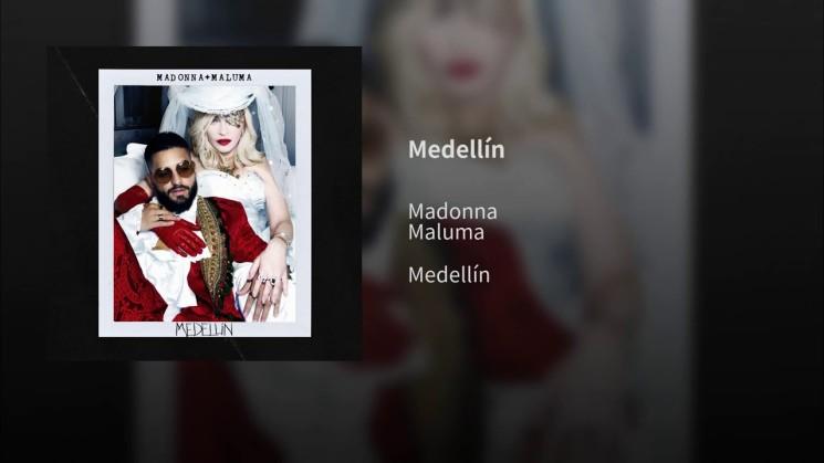 Madonna, Maluma – Medellín (Audio)