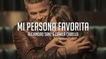 Alejandro Sanz, Camila Cabello – Mi Persona Favorita