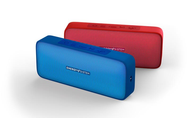 Altavoces portátiles Music Box 2 y 2+ de Energy Sistem