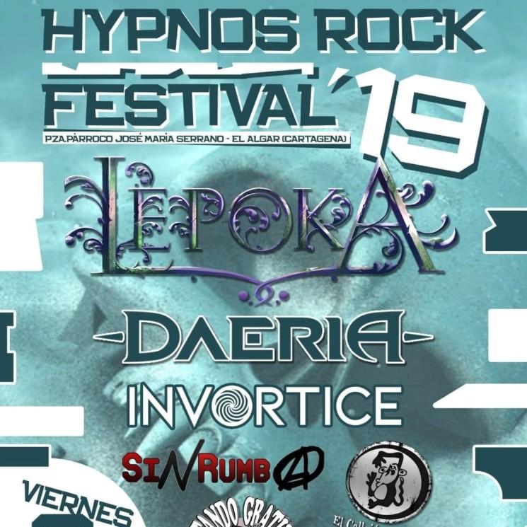 VI edición del Hypnos Rock Festival