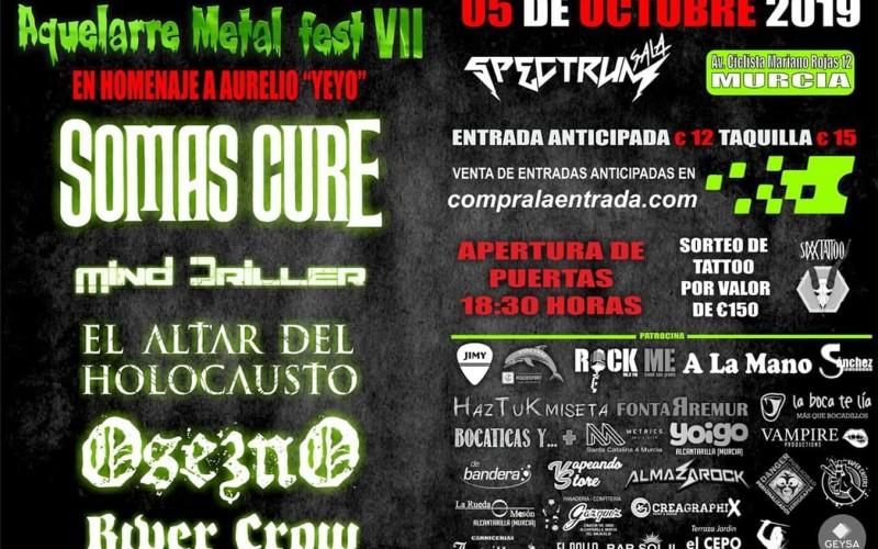 VII Aquelarre Metal Fest