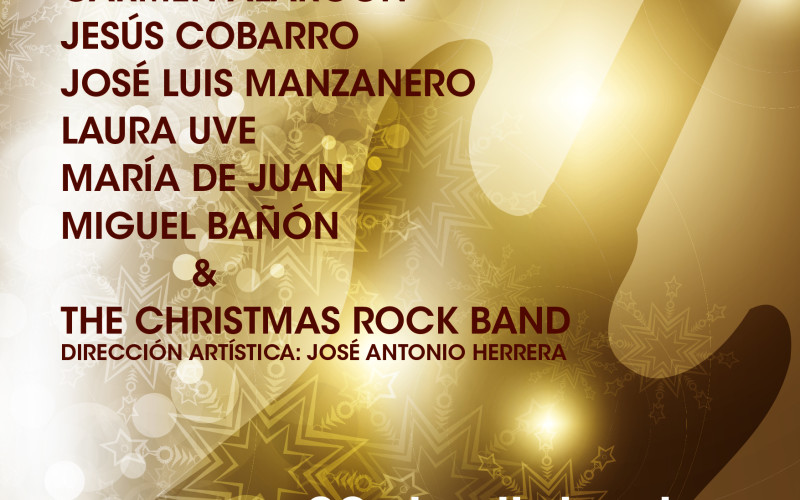 Christmas Rock Solidario de Murcia