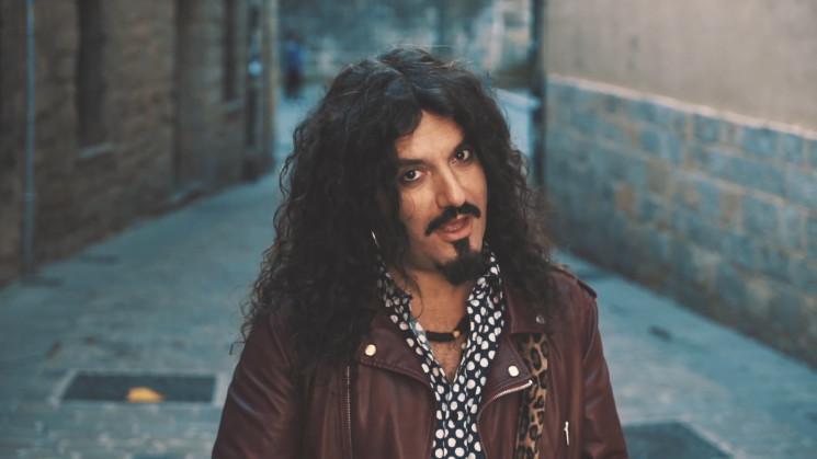 Pedro Fernández Razkin, vocalista de la formación La Fuga