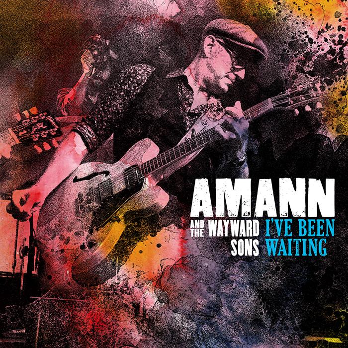 "Amann & The Wayward Sons presenta ""I´ve Been Waiting"", adelanto de ""Live In Bilbao"""