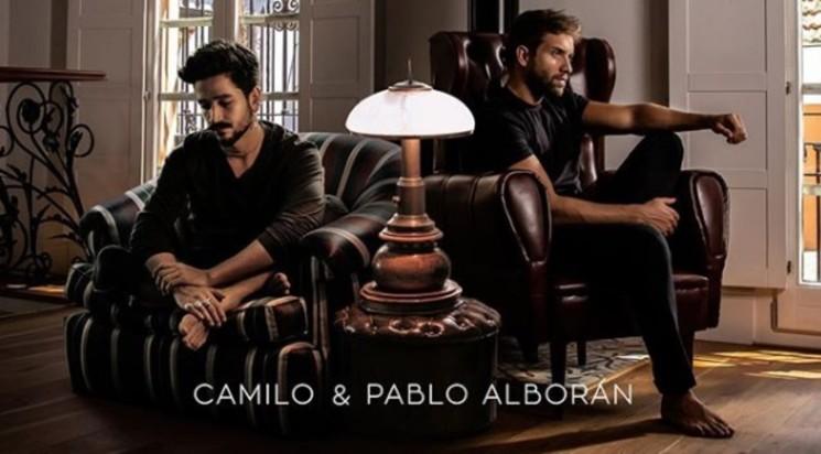Camilo, Pablo Alborán – El Mismo Aire