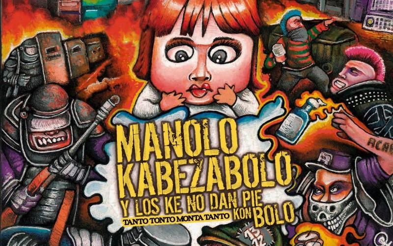 Entrevista a Manolo Kabezabolo y Los Ke No Dan Pie Kon Bolo