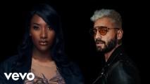 AYA NAKAMURA feat. MALUMA – DJADJA Remix