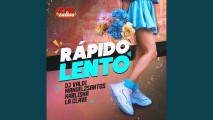 DJ VALDI, MANUEL 2SANTOS, KARLISHA FT. LA CLAVE RÁPIDO LENTO