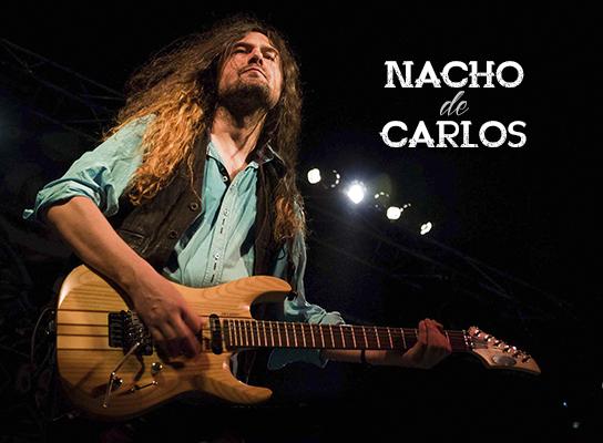 REPASAMOS LA TRAYECTORIA MUSICAL DEL GRAN NACHO DE CARLOS EN TURBOROCK