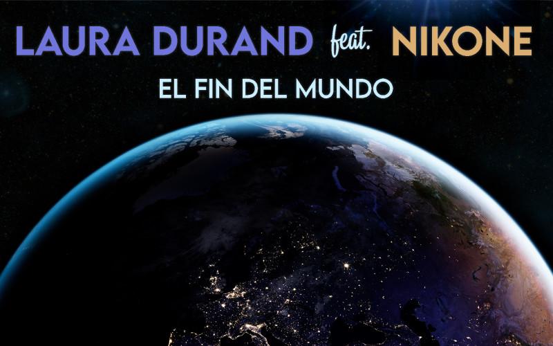 LAURA DURAND Y NIKONE EN «EL FIN DEL MUNDO»