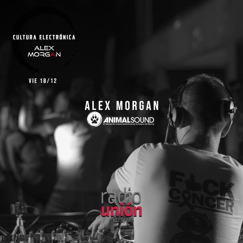ALX MORGAN ANIMAL SOUND RADIOUNION