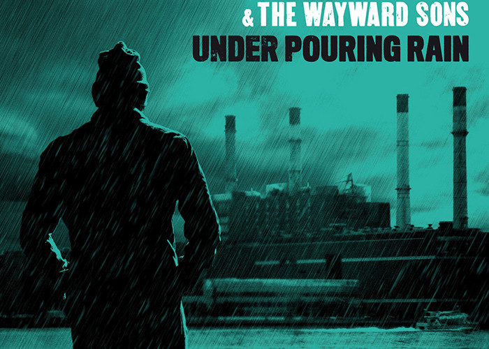 "AMANN & THE WAYWARD SONS PRESENTA TEASER DE ""UNDER POURING RAIN"""