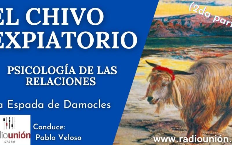 EL CHIVO EXPIATORIO 2 PARTE
