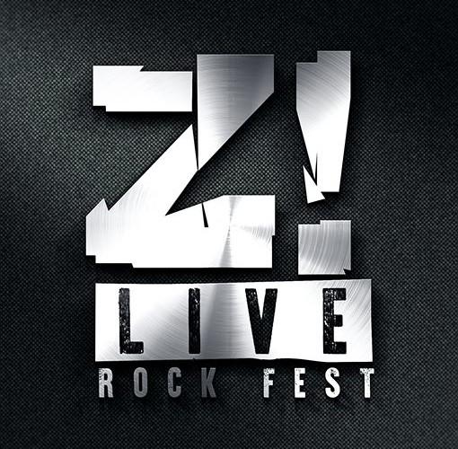 COMUNICADO OFICIAL Z! LIVE ROCK FEST